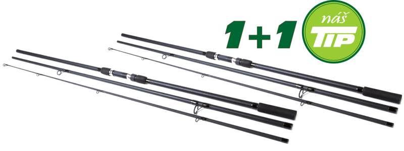 Akce 1+1 - Kaprový prut 3,6m/2,75lb AKCIE
