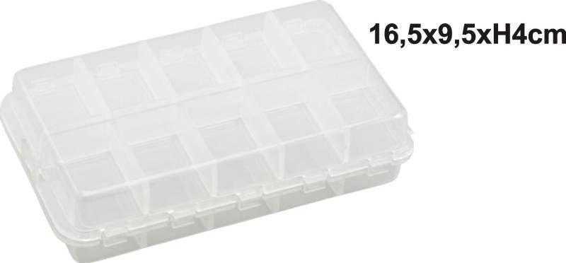 Double BOX dvojitý 16,5x9,5x4cm 55