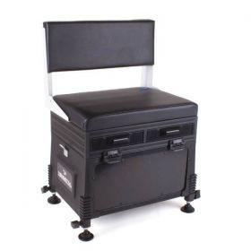 JVS Feeder sedací box - 32 x 42 x 60 / 5kg - bílá
