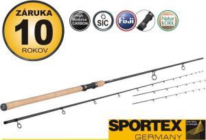 SPORTEX METHOD Feeder - 360 cm / 10-40g / 3 díly - Exclusive