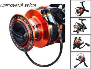 SPORTEX naviják 8 ložiskový, 0,25mm / 200m, přední brzda