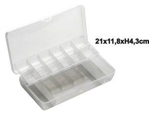 Tray Box 21x11,8x4,3cm