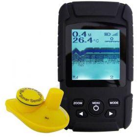 Bezdrátový nahazovací sonar 180m