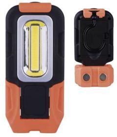 Plastová LED lampa s magnetickým uchycením