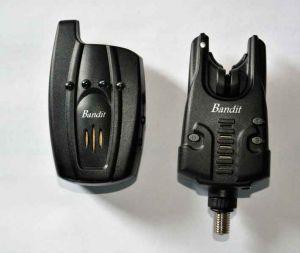 Set signalizátorů a příjimače BANDIT 3+1