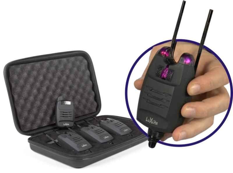 Signalizátory s příposlechem LuXlite 3ks - M 110