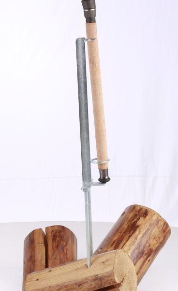 Sumcový držák prutu pásovina 68 cm 55
