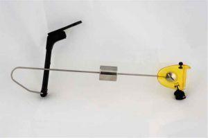 Swinger s nastavitelnou váhou žlutý