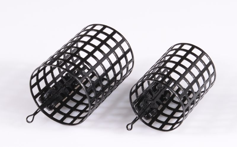 Feeder krmítko Strong kulaté - černé 15g 4,2x3,5mm