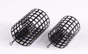 Feeder krmítko Strong kulaté - černé 30g 5,0x4,0mm