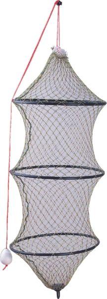 Vezírek na ryby 110cm/š.40cm - 4 kruhy
