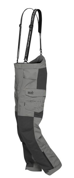 Kalhoty Geoff Anderson BARBARUS šedo/černá L
