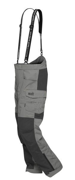 Kalhoty Geoff Anderson BARBARUS šedo/černá M