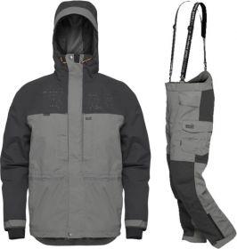 Geoff Anderson BARBARUS - bunda + kalhoty - šedá-S
