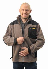 Sportex Fleece bunda vel. M