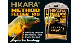 Hikara Method feeder rig - SELECT RING