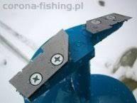 Vrták do ledu Tonar - náhradní Nože