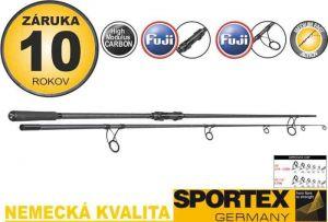 SPORTEX Impressive Carp 2-díl 366cm / 3,25lbs
