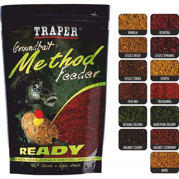 Traper READY Method Feeder 750 g - AKCE -10% (10kusů)