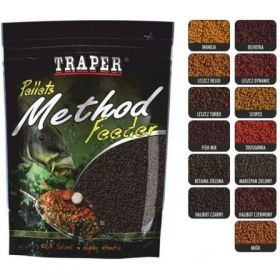 Traper PELETY Method Feeder 500 g