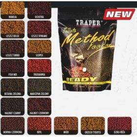 Traper PELETY  READY Method Feeder 500 g