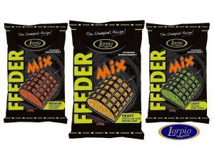 Krmení Lorpio Feeder MIX 2kg - AKCE -10% (10kusů)