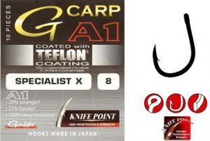 GAMAKATSU - Háčky G-Carp Teflon Coated Specialist X