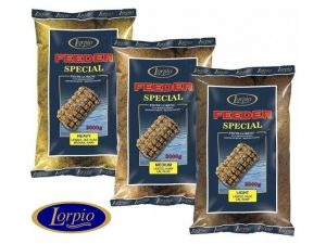 Krmení Lorpio Feeder 2kg - AKCE -10% (10kusů)