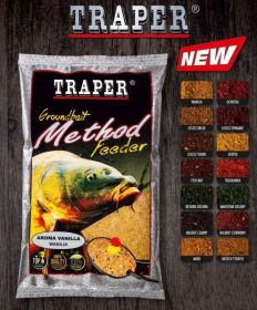 Traper Method Feeder 750gr