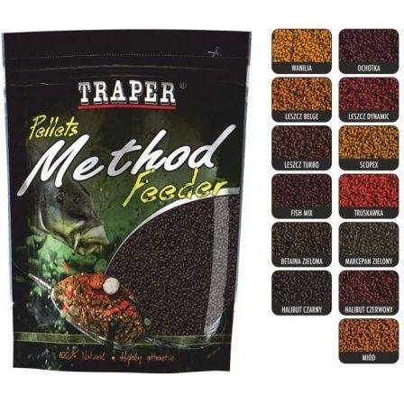 Traper PELETY Method Feeder 500 g - AKCE -10% (10kusů)