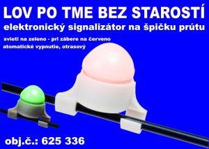Náhradní baterie do signalizátorů na špičku