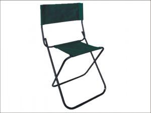 Rybářská stolička SPORTS s opěrkou - 40cm