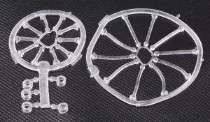 Boilies stoper (silikonové tyčinky) C 55