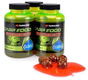 Carp Food Attract Booster 300ml Tygří ořech