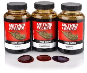 Method Feeder Turbo Liquid 250ml Hot Krill