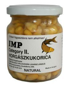 Kukuřice CUKK IMP v nálevu - 125g natural