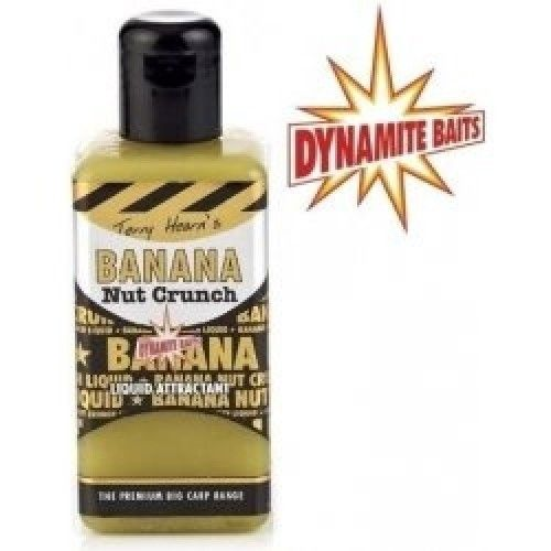 Dynamite Baits Liquid Attracant Banana Nut Crunch 250ml