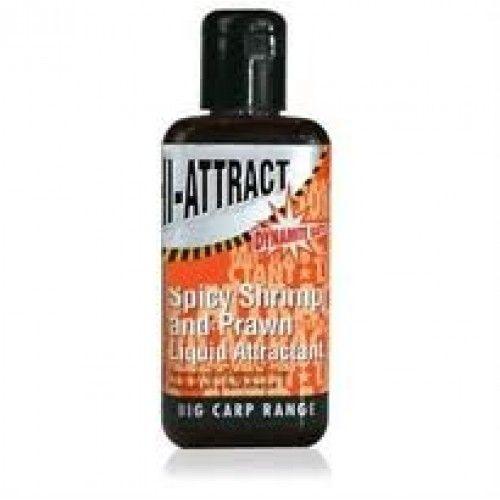 Dynamite Baits Liquid Attracant Spicy Shrimp & Prawn 250ml