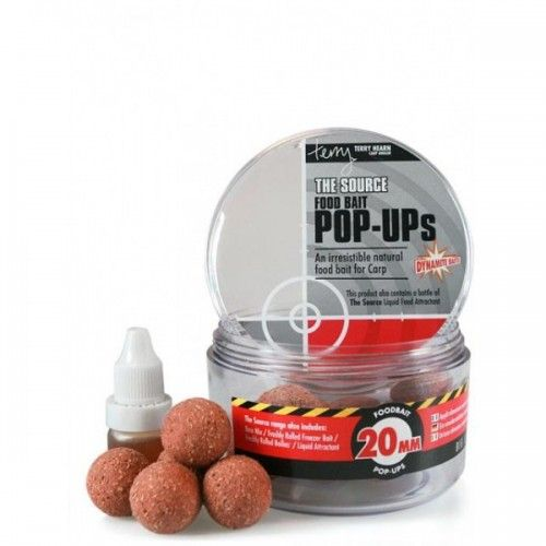 Dynamite Baits Pop-Ups The Source 15mm