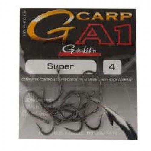 Háčky Gamakatsu A1 G-Carp Super