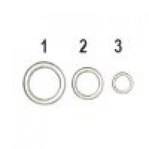 JSA Kroužek vnitřní průměr 1,5mm Carp System