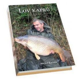 Kniha Lov Kaprů na českých vodách