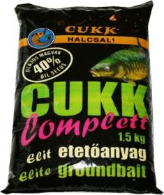 CUKK kompl.krm.směs - 1,5kg lňené semínko(40%)