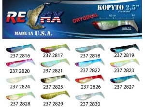 RELAX kopyto RK 2,5 (6,2cm) cena 1ks/bal10ks 2828