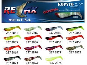 RELAX kopyto RK 2,5 (6,2cm) cena 1ks/bal10ks 2864