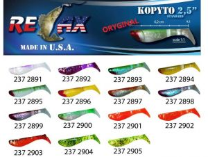 RELAX kopyto RK 2,5 (6,2cm) cena 1ks/bal10ks 2899