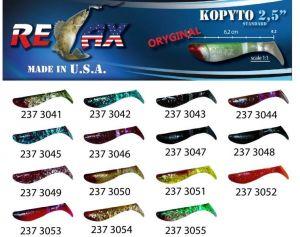 RELAX kopyto RK 2,5 (6,2cm) cena 1ks/bal10ks 3041