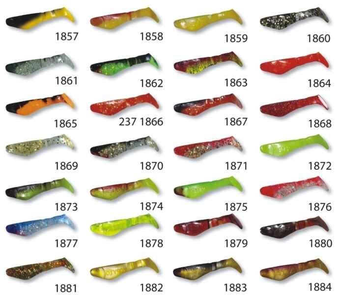 RELAX kopyto RK2 (5cm) cena 1ks/bal15ks 1877 červený ocásek