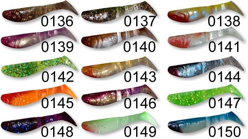 RELAX kopyto RK3-7,5cm 10ks v bal. barva 0144