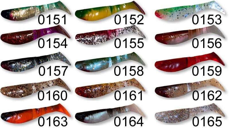 RELAX kopyto RK3-7,5cm 10ks v bal. barva 0158